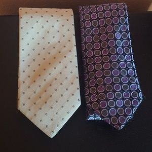 Silk Necktie Bundle